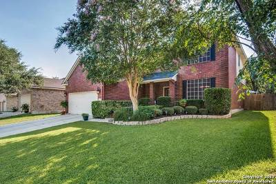 Bexar County Single Family Home New: 21723 Longwood