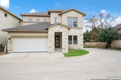 San Antonio Single Family Home New: 11202 Vance Jackson Rd. #10
