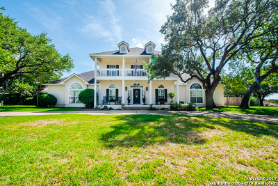 Boerne Single Family Home New: 29639 Fairview Pl