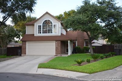 San Antonio Single Family Home New: 8242 Galespoint