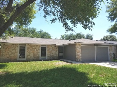Kirby Single Family Home New: 5018 Walt Schirra St