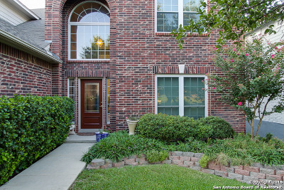 San Antonio Single Family Home New: 515 Mesa Blf