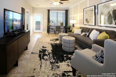 San Antonio Single Family Home New: 17422 Brachetto