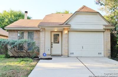 Single Family Home New: 11315 Two Wells Dr