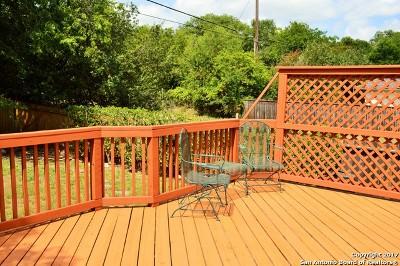 San Antonio Single Family Home New: 1702 Santa Fe Trail Dr
