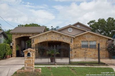 San Antonio Single Family Home New: 1247 W Mally Blvd