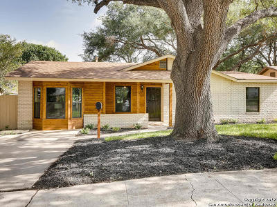 San Antonio Single Family Home Price Change: 2939 Anza St