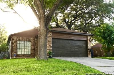 San Antonio Single Family Home New: 9407 Bouleau