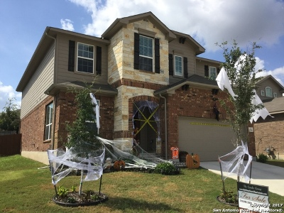 Bexar County Single Family Home New: 12936 Shoreline Dr
