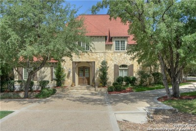 New Braunfels Single Family Home For Sale: 16 Horseshoe Ct