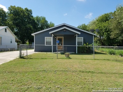 Single Family Home New: 518 Cantrell Dr