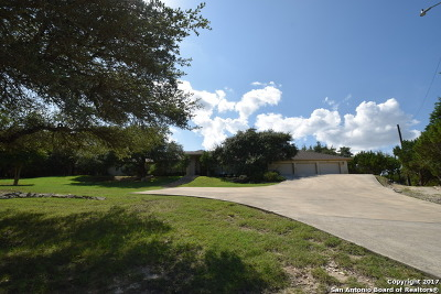 Kerrville TX Single Family Home For Sale: $589,500