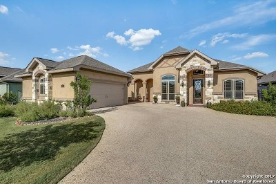 Fair Oaks Ranch Single Family Home New: 30018 Cibolo Gap