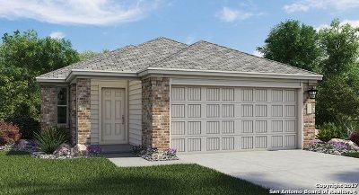 Bexar County Single Family Home New: 7138 Cozy Run