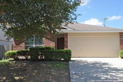 San Antonio Single Family Home Back on Market: 15723 Manes Grove