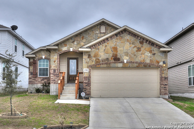 Bexar County Single Family Home New: 15903 Larkspur Crst