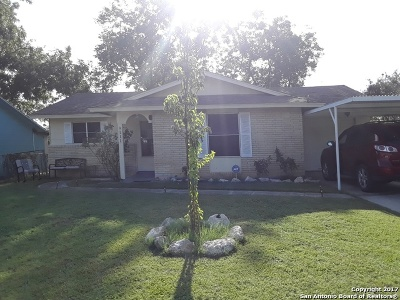 Single Family Home New: 9111 Budd Dr