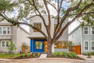 San Antonio Single Family Home New: 635 Leigh St
