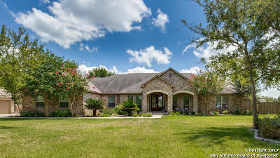 Cibolo Single Family Home New: 106 Sunflower St
