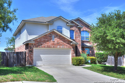 Bexar County Single Family Home New: 11627 Basket Xing