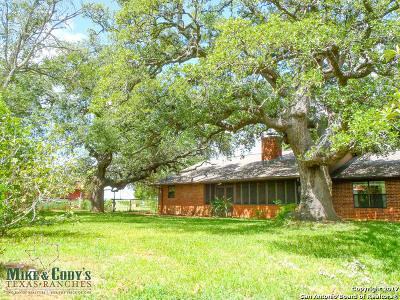 Atascosa County Farm & Ranch For Sale: 1393 Fm 1784
