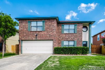 Bexar County, Medina County Single Family Home New: 8206 Donley Pond