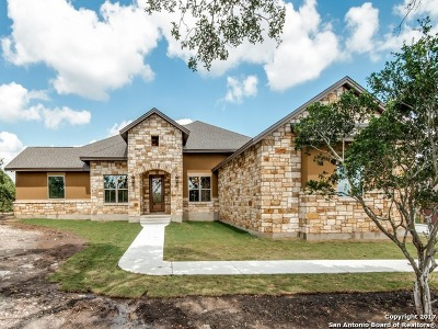 Comal County Single Family Home New: 1222 Porto Pt