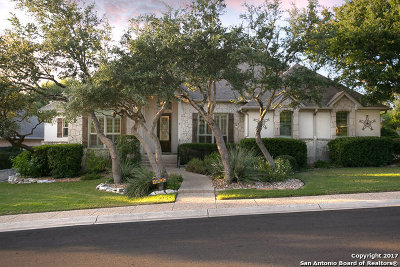 Bexar County Single Family Home New: 18426 Emerald Forest Dr