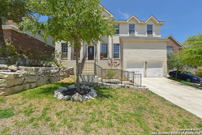 Bexar County Single Family Home New: 507 Hillside Ct