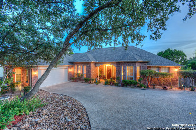 San Antonio Single Family Home New: 19710 Wittenburg