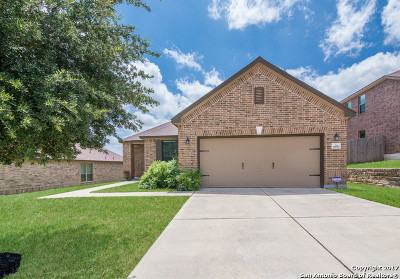 Bexar County Single Family Home New: 4550 Echo Grove