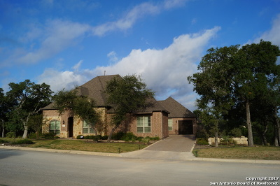 Bexar County Rental New: 27759 Recanto