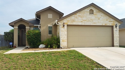 Bexar County Single Family Home New: 10255 Villa Del Lago