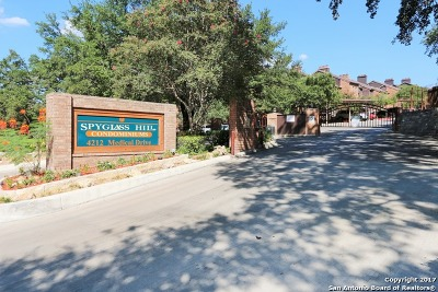 Bexar County Condo/Townhouse New: 4212 Medical Dr #1306