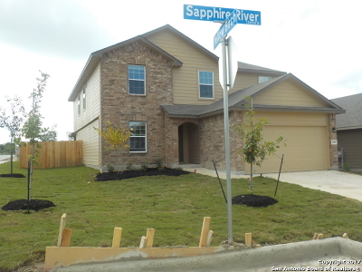San Antonio TX Single Family Home New: $227,500