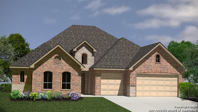 Boerne Single Family Home New: 27026 Sage Creek