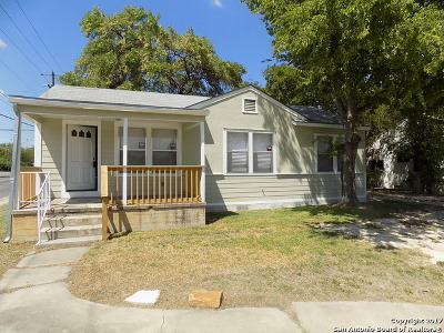 San Antonio Single Family Home New: 257 Westminster Ave