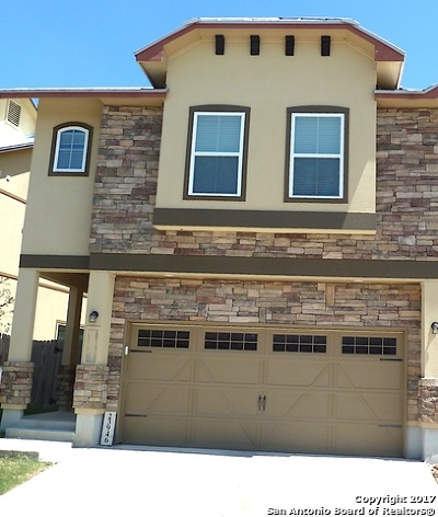 Bexar County Rental New: 23946 Stately Oaks