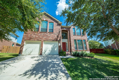 Guadalupe County Single Family Home Price Change: 920 Sunrise Pass