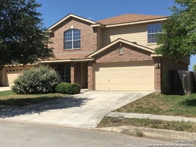 Bexar County, Medina County Single Family Home New: 9834 Dawn Trl