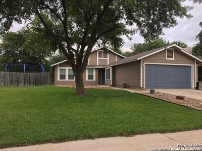 Bexar County Single Family Home New: 8602 Ridge Flower