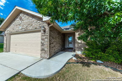 Guadalupe County Single Family Home New: 2209 Bentwood Dr