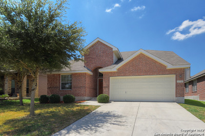 Cibolo Single Family Home New: 132 Vista Del Rey