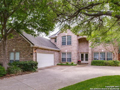 Bexar County Single Family Home New: 19201 Heather Forest