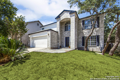 San Antonio Single Family Home New: 9163 Timber Rnch