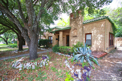 San Antonio Single Family Home New: 319 Carleton Ct