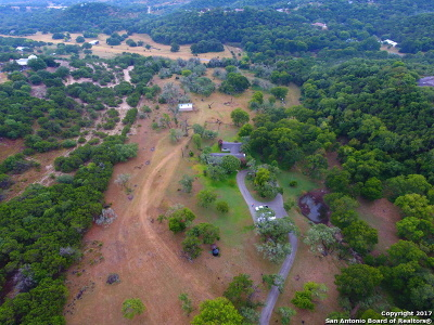 Boerne Single Family Home For Sale: 107 Stetson