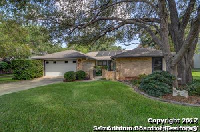 San Antonio Single Family Home New: 10243 Grand Meadow Dr
