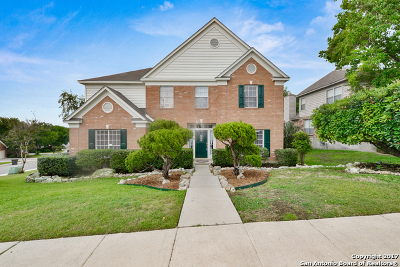 Bexar County Single Family Home New: 15218 Fall Ridge Dr