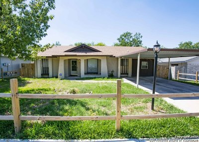 Bexar County Single Family Home New: 6838 Blue Lake Dr
